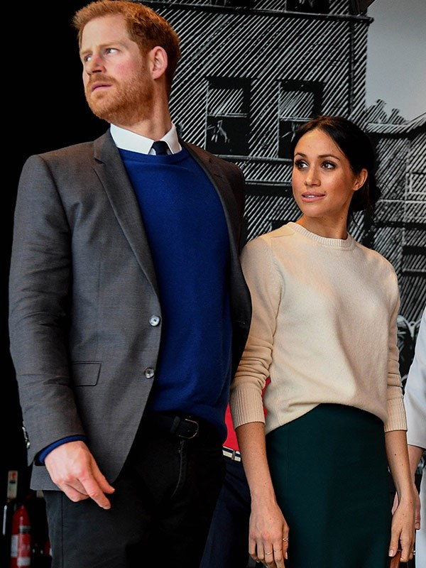 The prince is worried Meghan will struggle with royal life – as his mother Diana did.