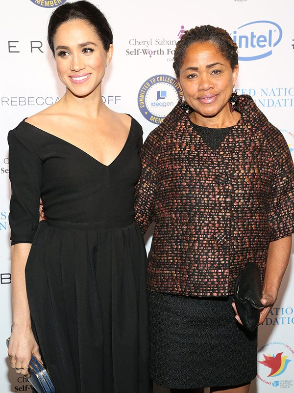 """Speaking of her mum, Meghan admitted, """"I'll still find so much solace in her support!"""""""