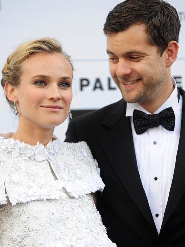 Josh broke up with long-time love Diane Kruger in 2016.