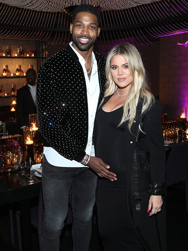 Khloe is set to give birth any moment now!