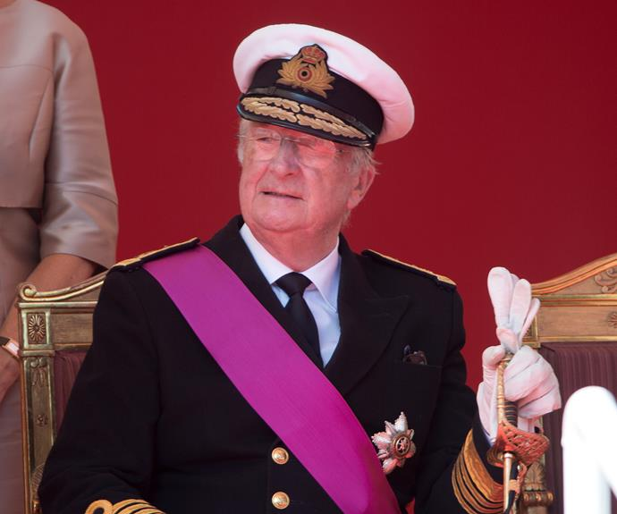 Former King of Belgium confirmed in January this year that he is indeed the father of Delphine Boël.