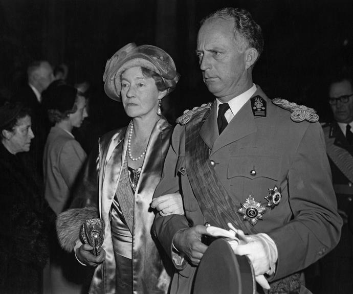 Although it has never been confirmed, a book claims King Leopold III of Belgium was father to two love children.