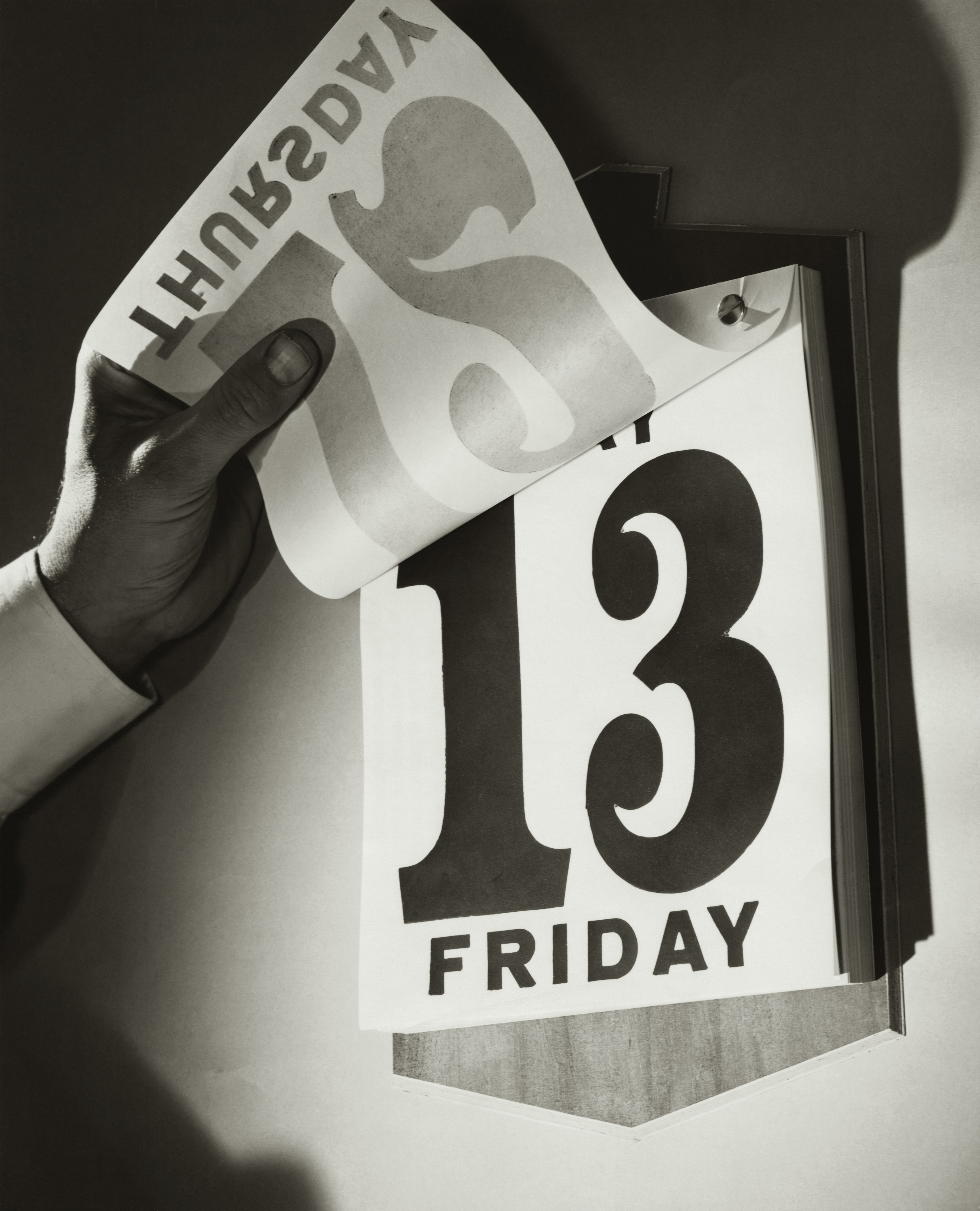 Why Friday the 13th isn't unlucky for homeowners