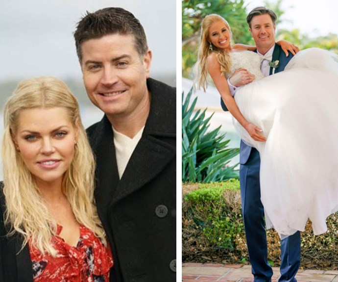 The onscreen couples all had failed relationships. But could there be a spark between *The Bachelorette*'s Stu and *Married at First Sight*'s Ash?