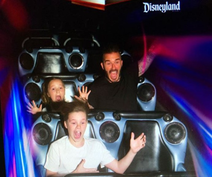 Weeee! What's a trip to a theme park without returning home with one of these hilarious photographs?