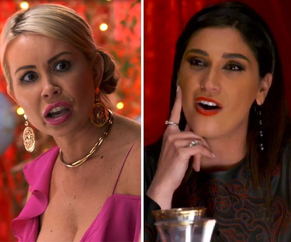 Emma is concerned for her and the other teams, but will it be Sonya and Hadil who actually go?