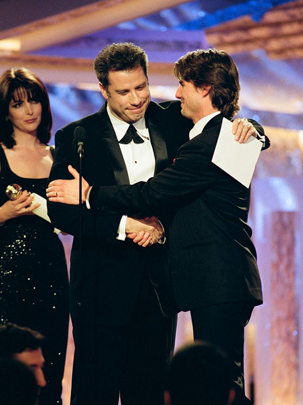 """""""It's no secret that Cruise and Travolta despised each other."""""""