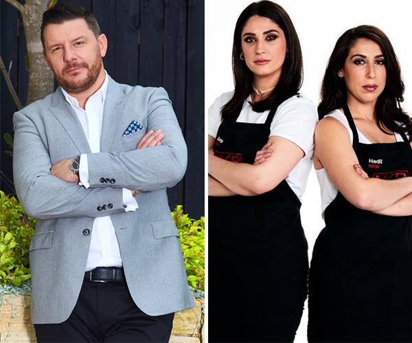 Manu believed Sonya and Hadil could've won the competition if they concentrated more on their food and less on the in-fights.