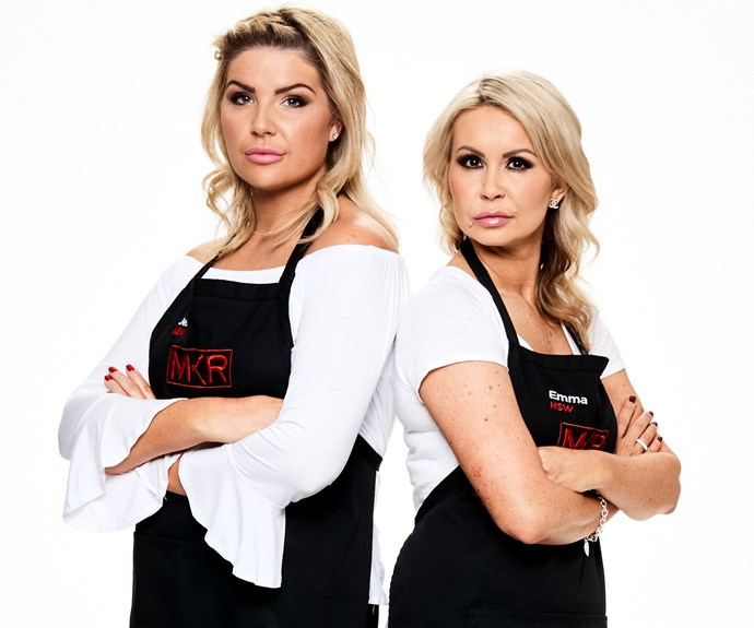 Jess and Emma can't wait for the upcoming episode to air.
