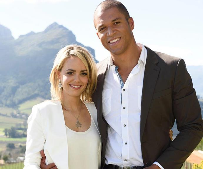 """**Blake Garvey and Louise Pillidge…** Following Blake's unceremonious dumping of *Bachelor* fave Sam Frost, we thought it *must've* been love for he and Louise. Alas [they broke up after 18 months of dating](https://www.nowtolove.com.au/lifestyle/books/blake-garvey-and-louise-pillidge-talk-about-their-split-29716 