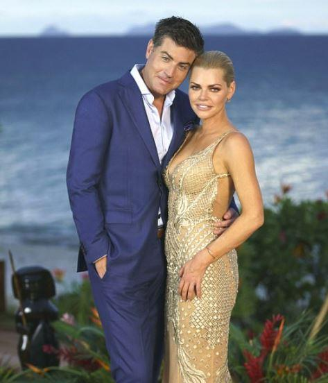 """**Sophie Monk and Stu Laundy...** We all remember watching pot plant-loving Jarrod Woodgate having his dreams of shacking up with [Bachelorette Sophie](https://www.nowtolove.com.au/celebrity/celeb-news/sophie-monk-confirms-her-split-from-stu-laundy-44504