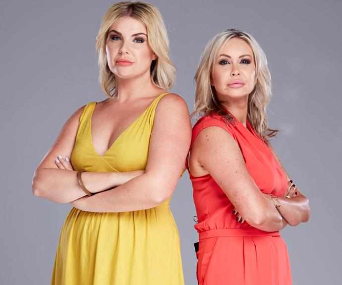 Jess and Emma have come forward with an apology after yesterday's showdown.
