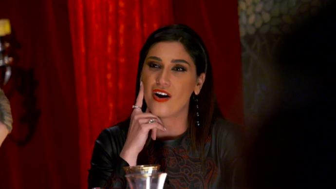Sonya and Hadil escalated the drama when they involved other teams in their feud.