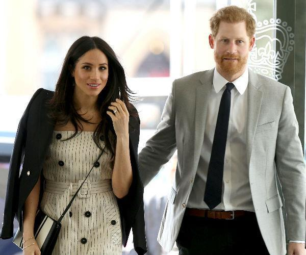 """As Prince Harry has taken on more royal duties, it's certainly kept me very busy."""