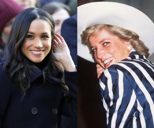 Thomas Jr. slammed comparisons made between Meghan and the late Princess Diana.