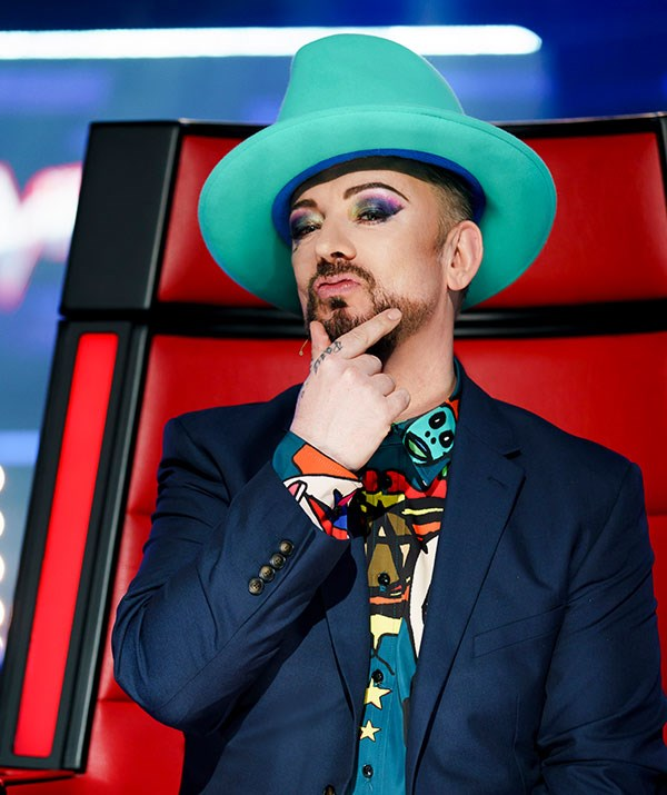 Will Boy George walk?