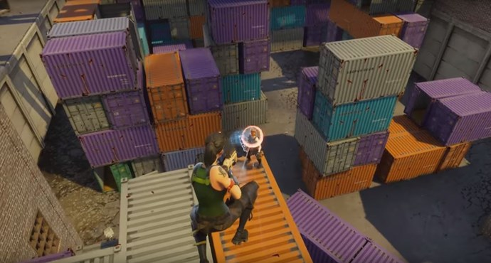 One of the features of Fortnite is multi-player chat - so even if your child has never physically met the other player they're talking to, they can have day-long conversations with them.