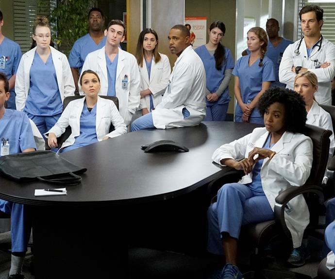 *Grey's Anatomy* is going into its 15th season