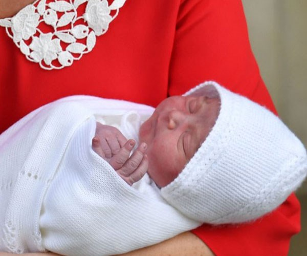 Meet the newest Royal baby!