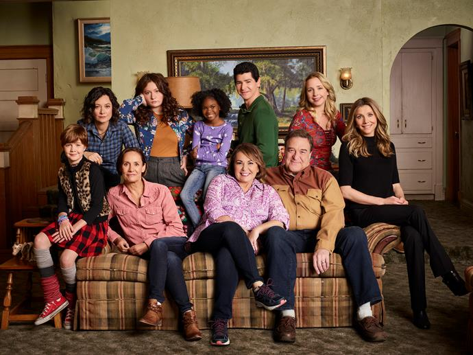 The *Roseanne* cast is all grown up.
