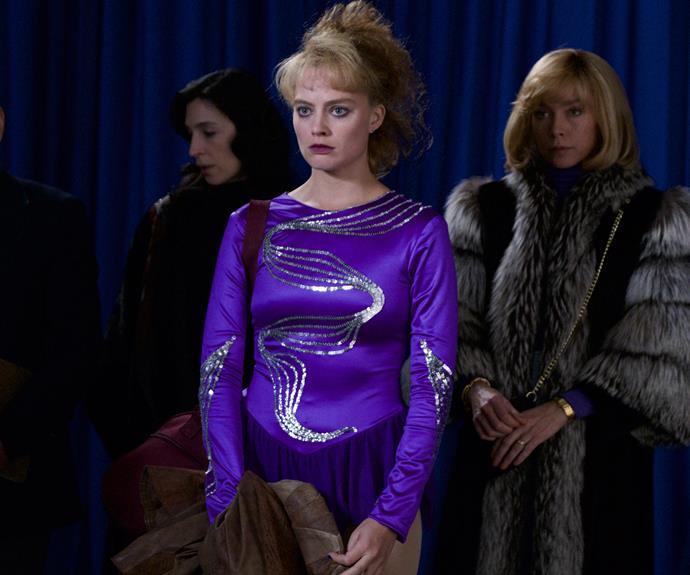 Margot's stellar performance as Tonya Harding earned her an Academy Award nomination.