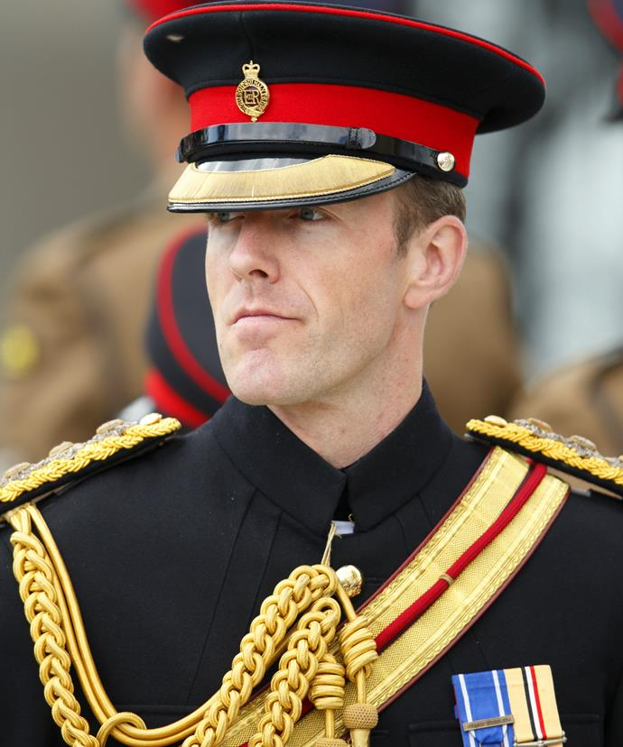 Mr Lane Fox watched as the royal evolved from full-time party prince, to charity crusader, and now husband-to-be.