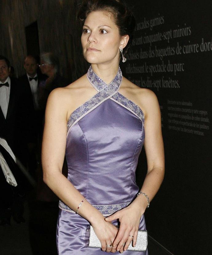 A French photographer has been accused of groping Crown Princess Victoria of Sweden in 2006.