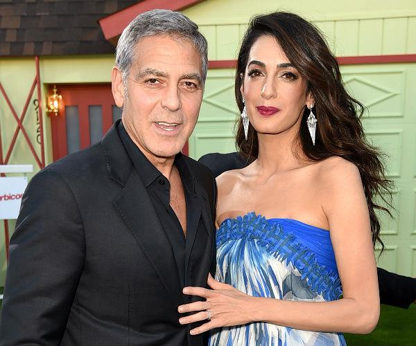 CONFIRMED: George and Amal Clooney will be attending the Royal Wedding this month.