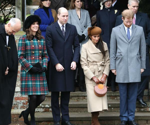 The Fab Four will be neighbours and will live in the grounds of Kensington Palace.