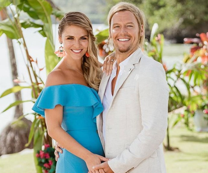 Sam proposed to Tara in the *Bachelor in Paradise* finale.