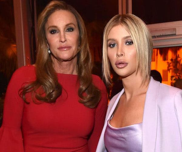 Caitlyn Jenner and Sophia Hutchins.