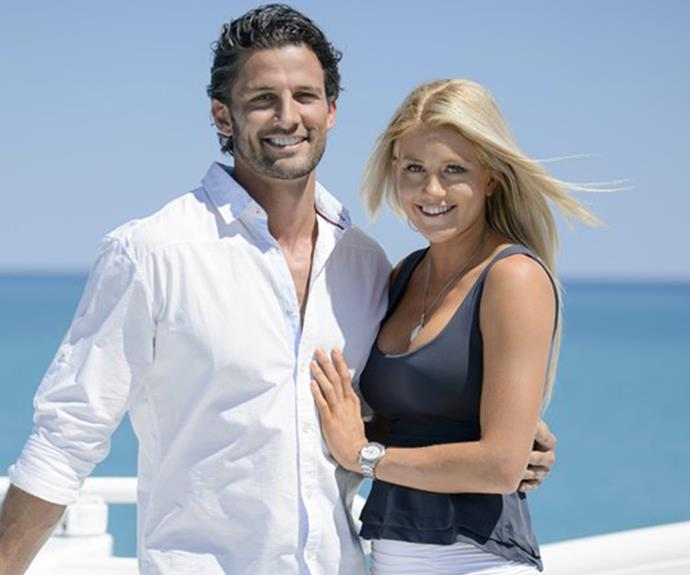 The fresh-faced blonde came close to winning Tim Robards' heart in the first ever Australian season of *The Bachelor* in 2013, she made it to the top three.