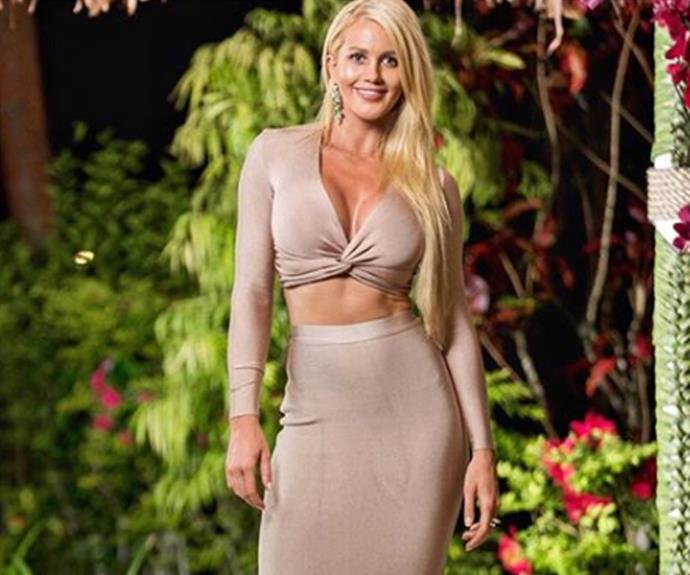 Va-va-voom! Ali certainly turned heads on *Bachelor in Paradise*.