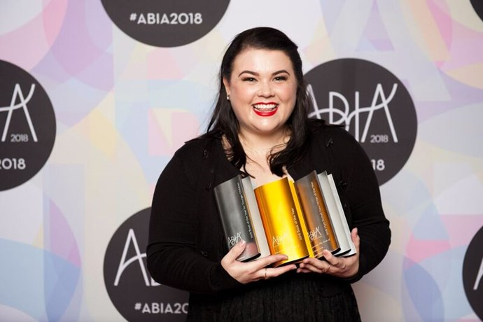 Winner of three ABIA Awards including Book of the Year, New Writer of the Year and Book of the Year for Younger Children, Jessica Townsend.