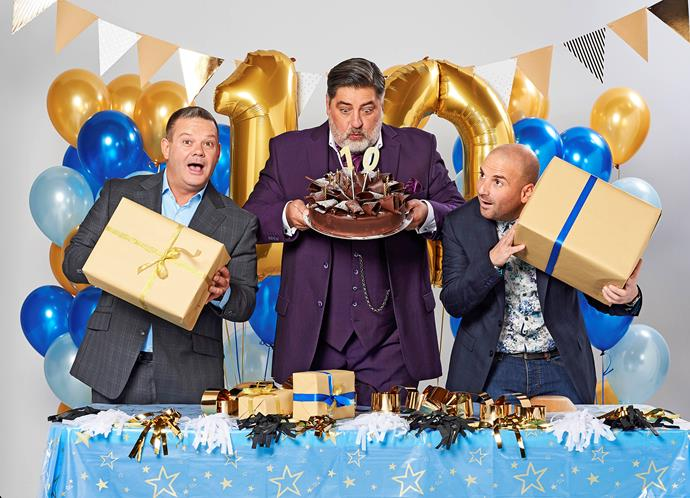The *MasterChef* judges also celebrated with an exclusive TV WEEK photoshoot.