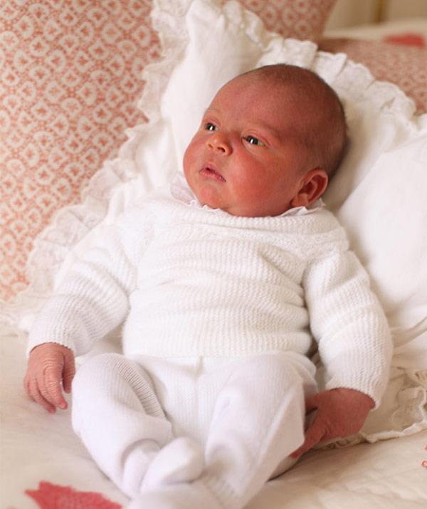 The perfect prince: Louis is such a cutie!