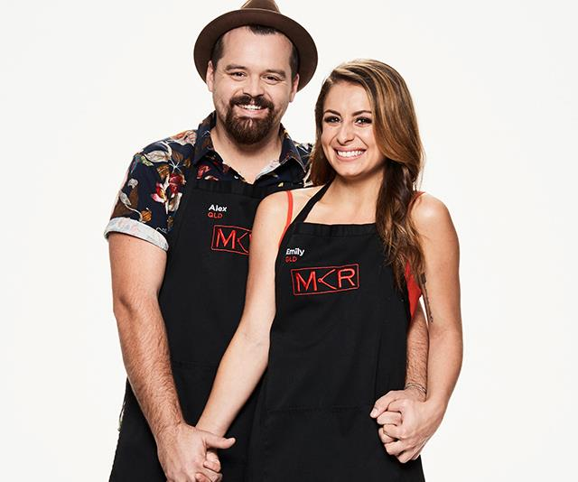 Australia, meet your *MKR* 2018 winners, Alex and Emily!
