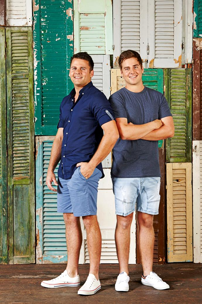 """Wendy says Queensland brother duo Josh and Brandon are """"showing a lot of promise."""""""