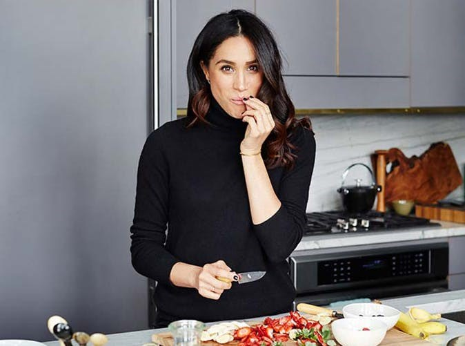 Meghan knows how to bring in the Royal flavour.