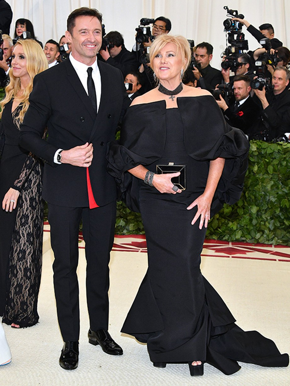 Hugh Jackman and Deborra-Lee Furness - we couldn't love this pair more!