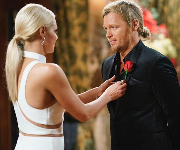 We first met Sam and his man-bun on Sophie Monk's season of *The Bachelorette*.