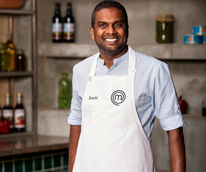 **Sashi Cheliah, 39, SA, Prison Officer:**  Sashi learned to cook at the hand of his mother in Singapore, and has a diverse knowledge of Indian, Chinese and Malaysian cuisines. Aside from his already-impressive skills in the kitchen, Sashi has the passion to experiment with new dishes.