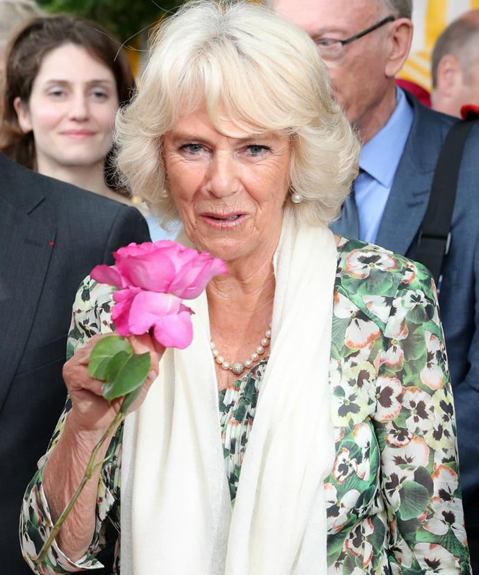 Duchess Camilla also commented on what it's been like getting to know the bride-to-be in the lead up to the wedding.