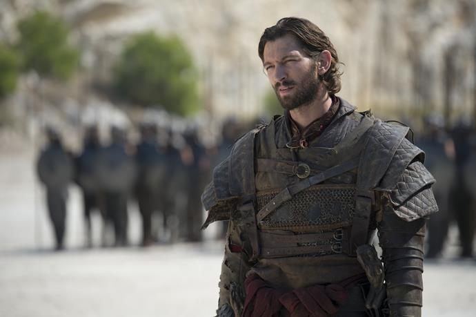 Michiel Huisman of *Game of Thrones* is set to lead the TV adaptation of *The Haunting of Hill House*