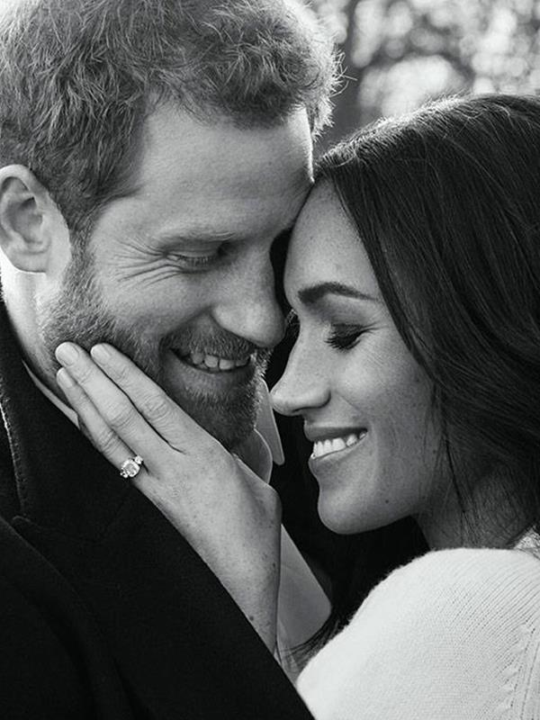 We can't wait to see Meghan marry her Prince Charming!