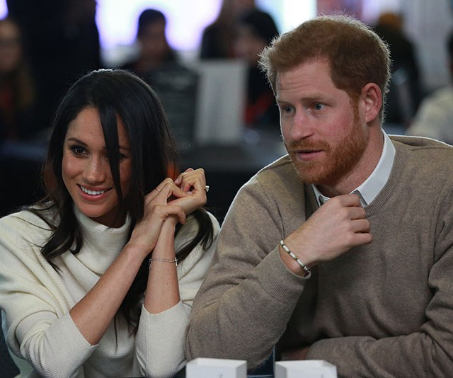Just days before the wedding, this was the last thing Meghan Markle and Prince Harry needed.