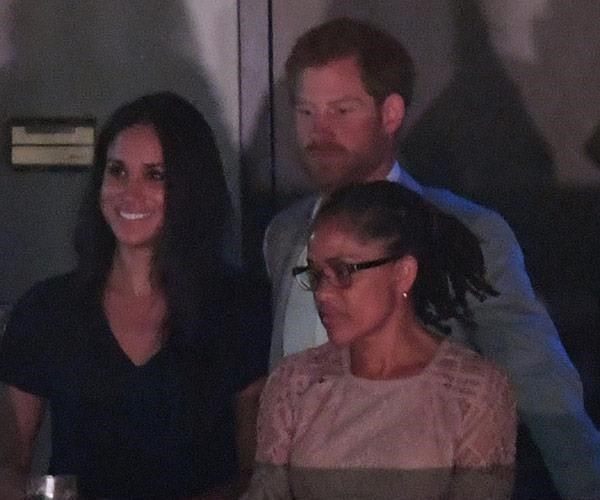 Doria and Meghan are incredibly close.