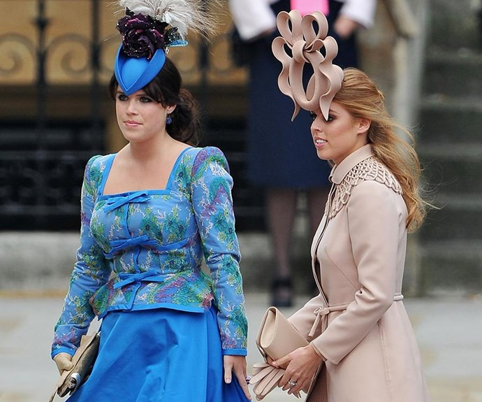 Will there be another outrageous hat at cousin Harry's wedding?