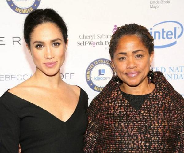 "Meghan describes her mum as one of her ""best friends"". *(Image: Getty Images)*"