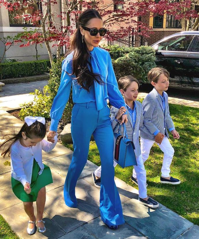 Meghan's best friend Jessica Mulroney's children -- Ivy, four, and twins Brian and John, seven -- will also take part in the nuptials.